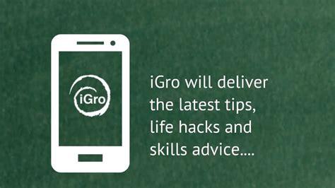 iGro - YouTube