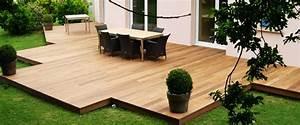 decoration terrasse belgique exemples d39amenagements With charming idee deco jardin terrasse 1 deco idee studio 18m2