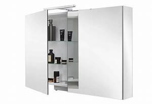 armoire a pharmacie avec miroir armoire de salle de bain With pharmacie salle de bain avec miroir