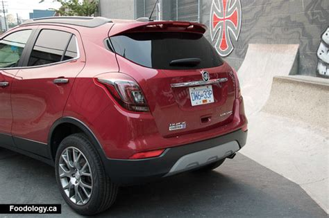 When Did The Buick Encore Come Out by 2017 Buick Encore Sport Touring Small Luxury Suv Foodology