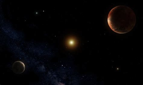 Is There A Planet Between Mars And Jupiter?