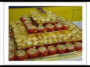Idée Buffet Mariage : d coration de salles et de buffets de r ception youtube ~ Melissatoandfro.com Idées de Décoration