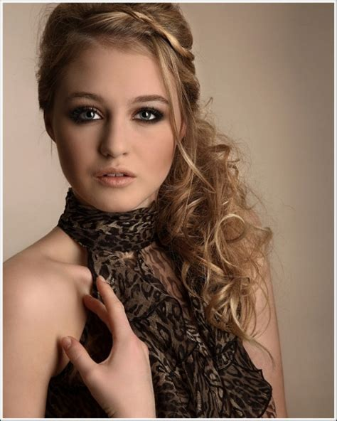 Curled Prom Hairstyles by Curly Prom Hairstyles Prom Hairstyles
