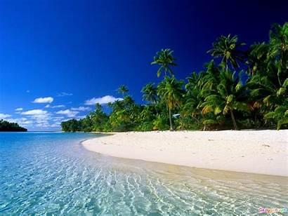 Tropical Beach Desktop Beaches Summer Landscape Beauty