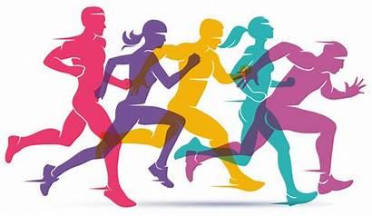 Marathon Runners Clipart Vivekananda Peace Delhi Transparent