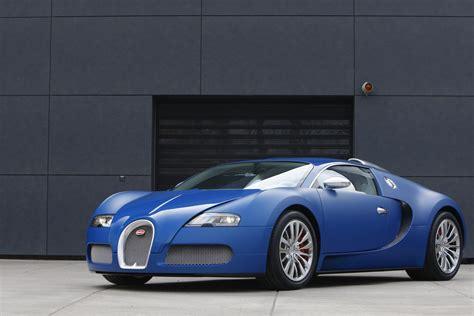 2010 Bugatti Veyron Bleu Centenaire