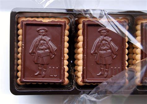LU Cookies Le Petit Ecolier