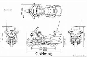Goldwing Dimensions