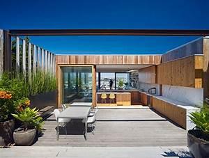 Rooftop   Maison Design Avec Un Jardin Sur Un Toit Terrasse