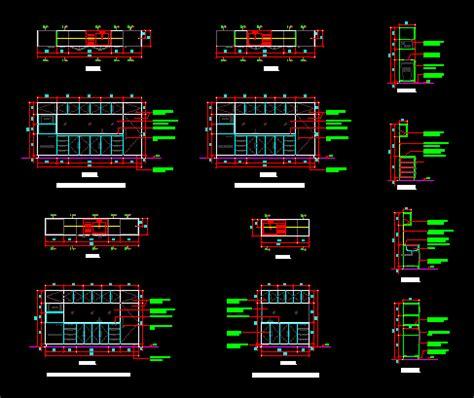 pantry details  autocad  cad   kb