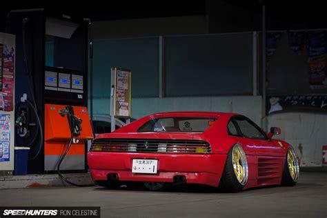 How To Slam A Ferrari Speedhunters
