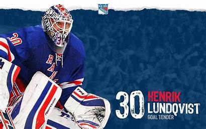 Rangers York Ny Wallpapers Backgrounds Henrik Lundqvist
