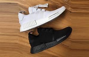 Adidas NMD R1 Primeknit Black Japan Boost FastSole co uk