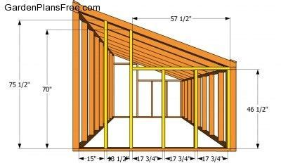 Barn Plans With Lean To