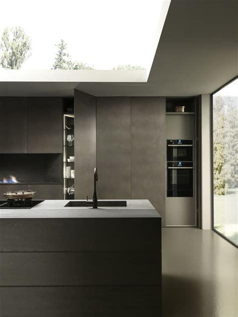 plan de travail resine pour une cuisine moderne