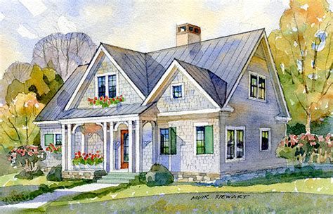 isle cottage southern living house plans