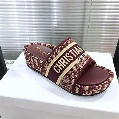 Dior Sandals Christian Wedge Platform Slides Faq