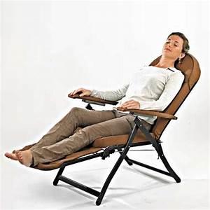 Chaise Longue Confortable : fauteuil relax confortable table de lit ~ Teatrodelosmanantiales.com Idées de Décoration