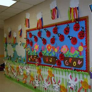 Classroom Spring Hallway decoration | Classroom Crafts ...