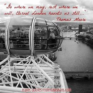 Travel Quote Tu... Funny London Eye Quotes