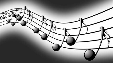 animated background  musical notes  notes