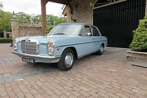 Mercedes-benz - 200d W115