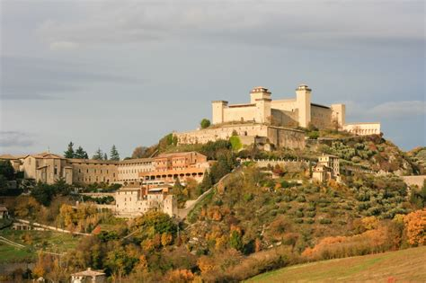 Umbria Cycling Break 4 Nights Self Guided Fromto Assisi
