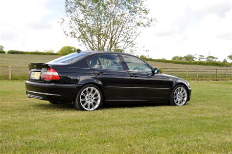 Bmw E46 330d Saloon Msport  Jap Imports Uk