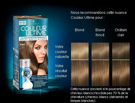 jolie coloration cheveux du noir au blond