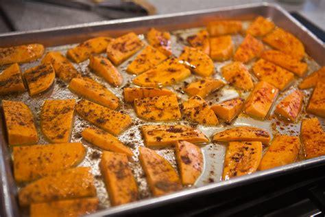 yam bake time oven baked sweet potato fries recipe simplyrecipes com