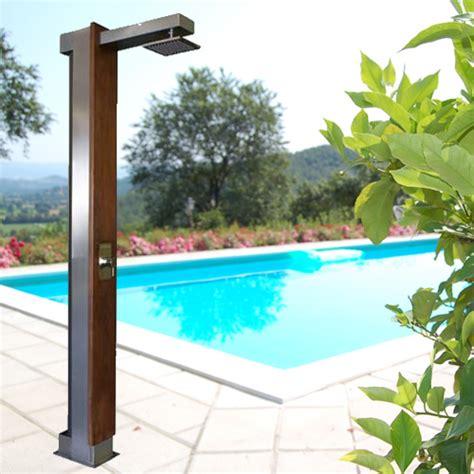 docce solari fanno docce da esterno per piscina e giardino vendita e prezzi