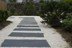 Allée De Jardin Pas Cher : palis quartzite pour l 39 am nagement de vos jardins aie ~ Carolinahurricanesstore.com Idées de Décoration