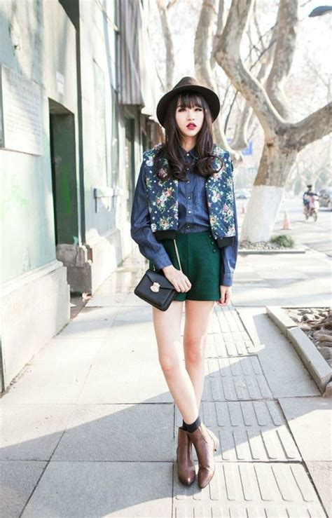 2015 Spring Korean Fashion Outfit Inspirations u00bb Celebrity Fashion Outfit Trends And Beauty Tips