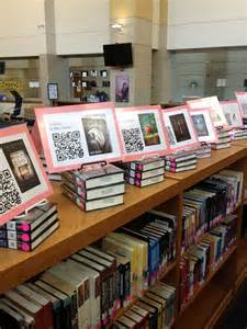 Book Trailers with QR Codes