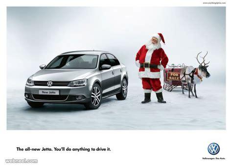 volkswagen christmas 50 best christmas advertisements from top brand ads around
