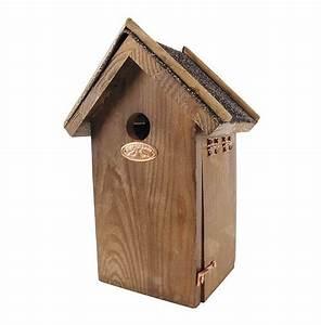 Nistkasten Für Blaumeisen : vogelhaus f r blaumeisen nistkasten holz mit bitumendach 27cm kaufen ~ Orissabook.com Haus und Dekorationen