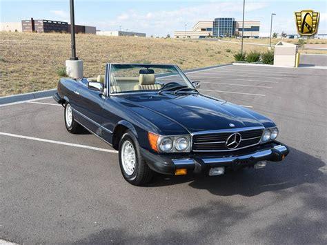 1983 mercedes 380 sl sports. 1981 Mercedes-Benz 380SL For Sale | GC-36181 | GoCars