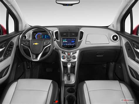 chevy trax interior 2016 chevrolet trax prices reviews and pictures u s
