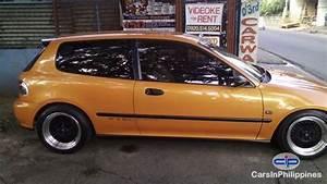 Honda Civic Manual 1992 - Photo  3