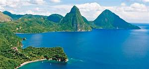 exotic st lucia treehouse honeymoon combo features anse With st lucia all inclusive honeymoon