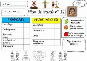 Plan De Travail Fin : travail autonomie ce1 search results calendar 2015 ~ Preciouscoupons.com Idées de Décoration
