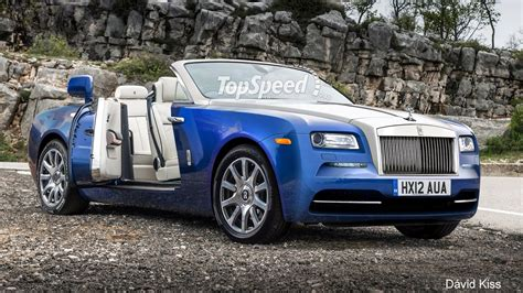 2018 Rolls Royce Dawn Picture 644734 Car Review Top