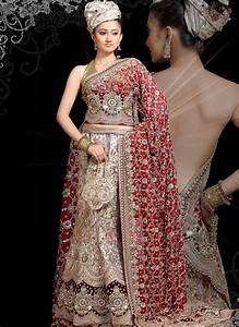 Wedding dresses gallery designer indian bridal wear for Indian wedding dresses designer
