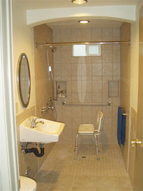 Ada Bathroom Designs by Bathroom Remodels For Handicapped Handicapped Bathroom