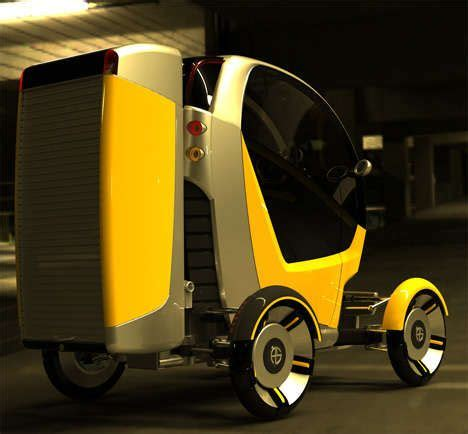 cute carrier cars the future of transportation cars