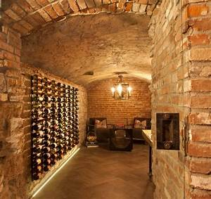 Wine Cellar - Rustic - Wine Cellar - minneapolis - by