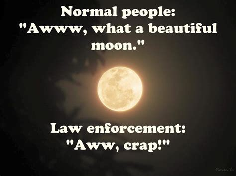 Full Moon Meme - midtown blogger manhattan valley follies oh that full moon cop humor