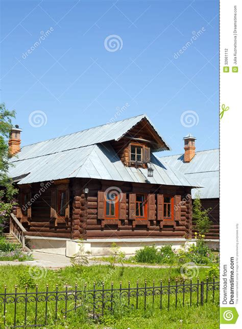 le style rice dans maison la maison en bois dans le style rural photo stock image