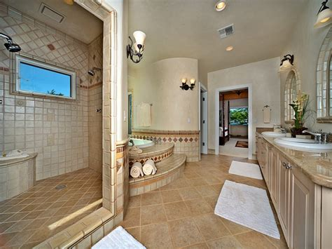 luxury house ideas spa  relaxing master bathrooms