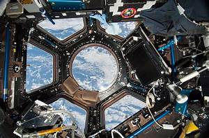Iss cupola polycount for Cupola windows